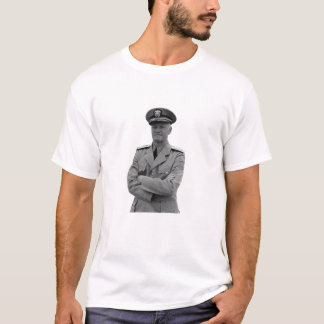 Admiral Nimitz and quote T-Shirt