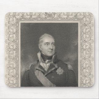 Admiral Sir Edward Pellew, c.1810 Mouse Mat