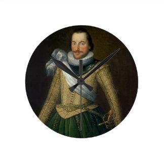 Admiral Sir Thomas Button d 1694 Clocks
