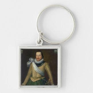Admiral Sir Thomas Button d 1694 Key Chains