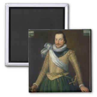 Admiral Sir Thomas Button d 1694 Fridge Magnets
