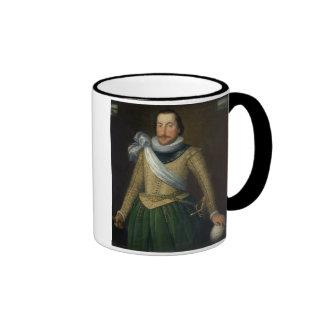Admiral Sir Thomas Button d 1694 Coffee Mug