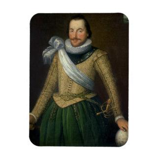 Admiral Sir Thomas Button d 1694 Magnet