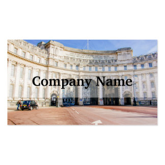 Admirality Arch, The Mall, London United Kingdom Pack Of Standard Business Cards
