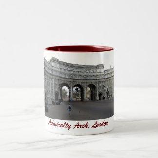 Admiralty Arch, London mug