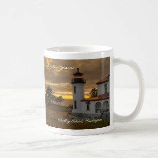 Admiralty Head Lighthouse,... Coffee Mug