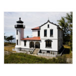 Admiralty Head Lighthouse Post Card