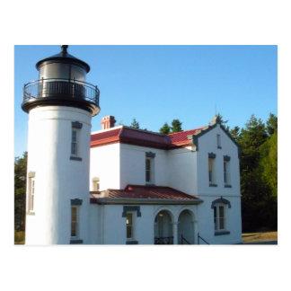 Admiralty Head Lighthouse Postcard