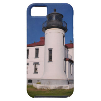 Admiralty Head Lighthouse Washington State iPhone 5 Covers