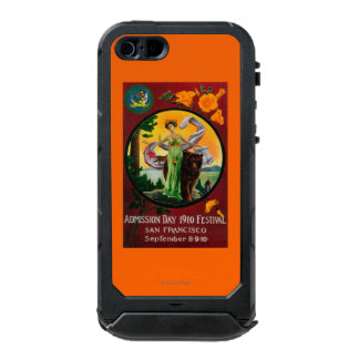 Admission Day Advertisment, State Festival Incipio ATLAS ID™ iPhone 5 Case