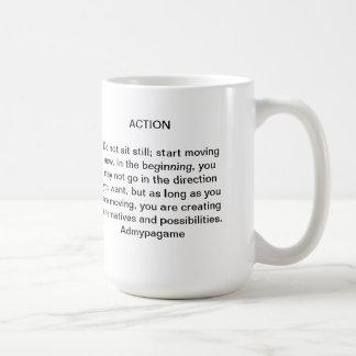 Admypagame - Action Mug