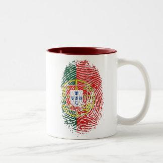 ADN Português (DNA) - Tugas Camisas e Presentes Coffee Mugs