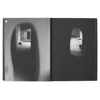 Adobe Corridor: Black & White photos iPad Pro Case