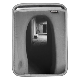 Adobe Passageway: Black & White photo Sleeves For iPads