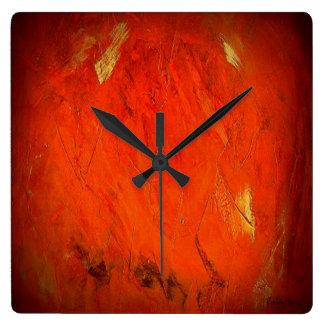 Adobe Shadows Clock