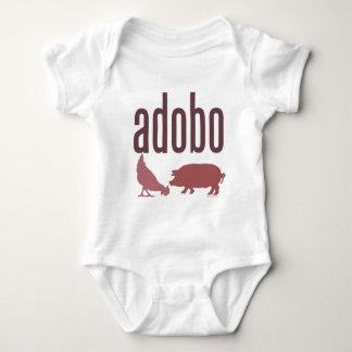 Adobo: Chicken & Pork Baby Bodysuit