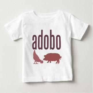 Adobo: Chicken & Pork Baby T-Shirt
