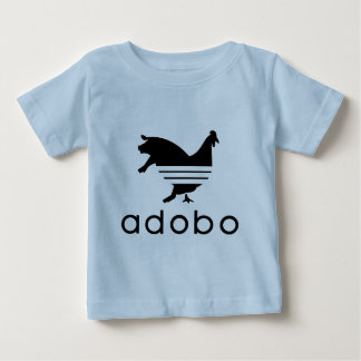 Adobo Chicken Pork Baby T-Shirt