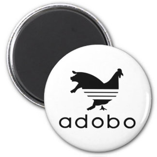 Adobo Chicken Pork Magnet