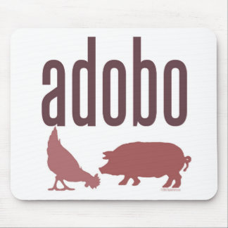 Adobo: Chicken & Pork Mouse Pads