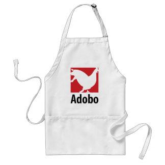 Adobo Chicken Pork Standard Apron