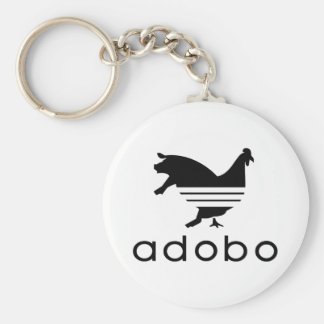 Adobo Keychain
