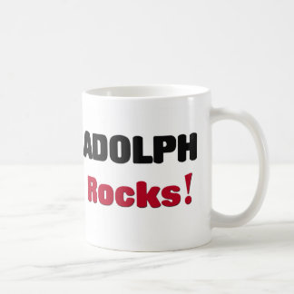 Adolph Rocks Mugs