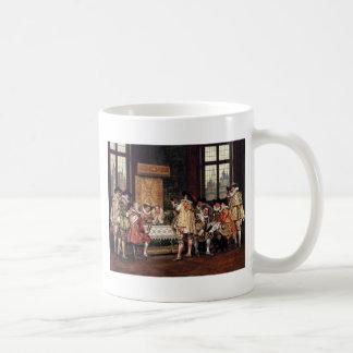 Adolphe Alexandre Lesrel A Musical Interlude Mugs
