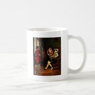 Adolphe Alexandre Lesrel Les Critiques 1891 Basic White Mug
