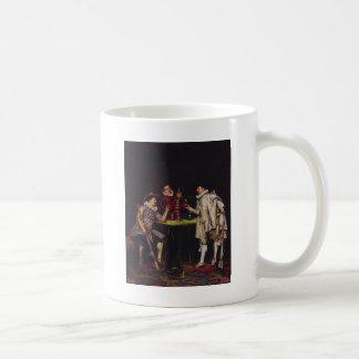 Adolphe Alexandre Lesrel The Toast Basic White Mug