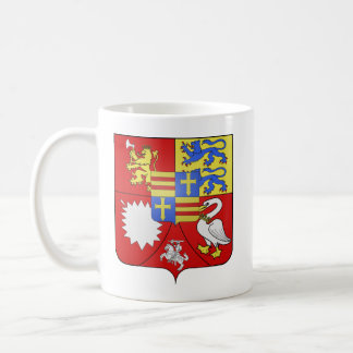 Adolphe de Holstein Gottorp, Denmark Coffee Mugs