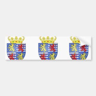 Adolphe Ier de Nassau Luxembourg , Netherlands Bumper Stickers