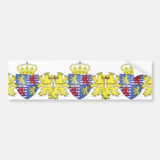 Adolphe Ier de Nassau Luxembourg , Netherlands Bumper Sticker