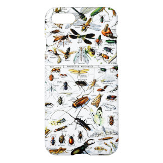 Adolphe Millot's Insectes iPhone 7 Case