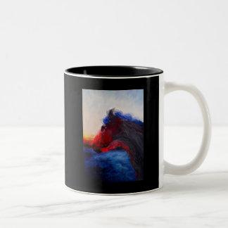 Adolph's Patriot Two-Tone Mug
