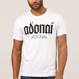 Adonai Destroyed T-Shirt