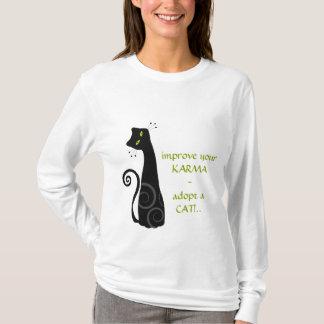 Adopt a Cat T-Shirt