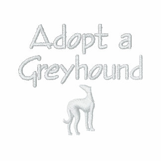 Adopt a Greyhound Dog Hoodies
