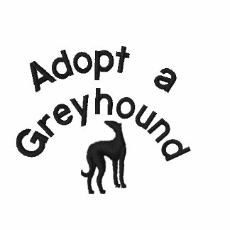 Adopt a Greyhound Polo