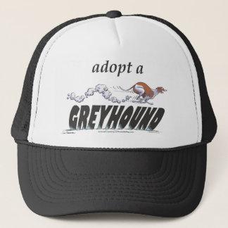 Adopt a Greyhound! Trucker Hat