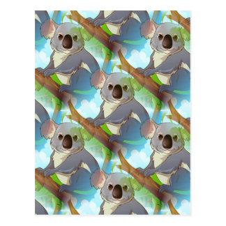 Adopt A Koala! Post Card