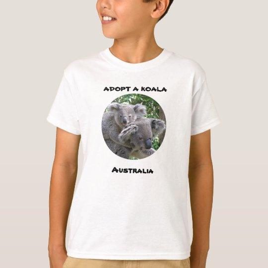 ADOPT A KOALA T-Shirt