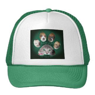 Adopt a pet cap