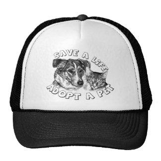 Adopt a Pet Trucker Hats