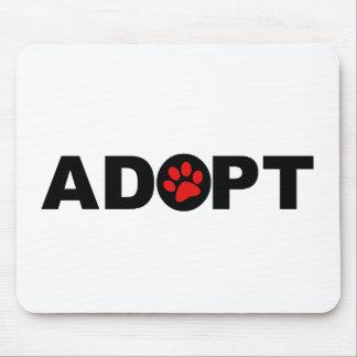 Adopt A Pet Mousepads