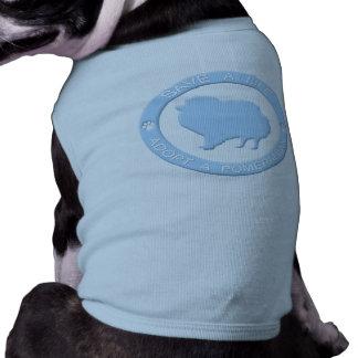 Adopt a Pomeranian Dog T-Shirt