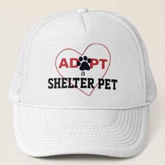 Adopt a Shelter Pet Trucker Hat
