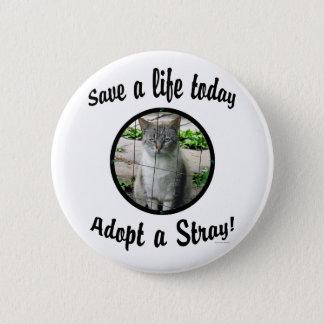 Adopt A Stray Button