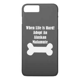 Adopt An Alaskan Malamute iPhone 7 Plus Case
