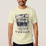 Adopt an Alley Cat by Mudge Studios T Shirts